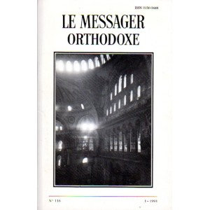 LE MESSAGER ORTHODOXE N° 116