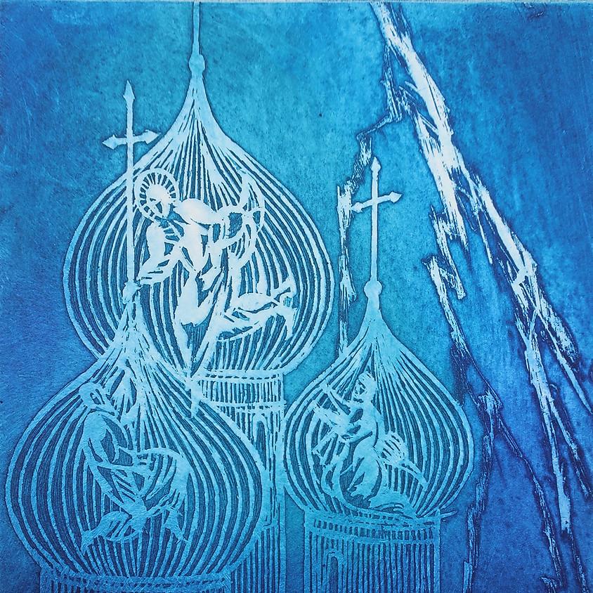 Nuit diaphane, exposition de gravures de Paul Kichilov (inauguration samedi 3 octobre, de 13h à 15h)