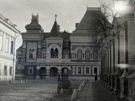 Les secrets de la maison Igoumnov. Episode 2 : le cerveau de Lénine