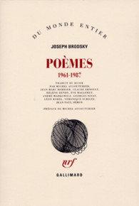 Poèmes (1961-1987) - Joseph Brodsky