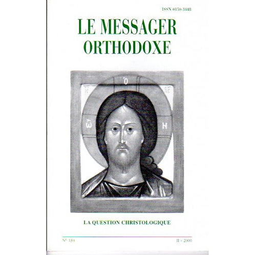 LE MESSAGER ORTHODOXE N° 134