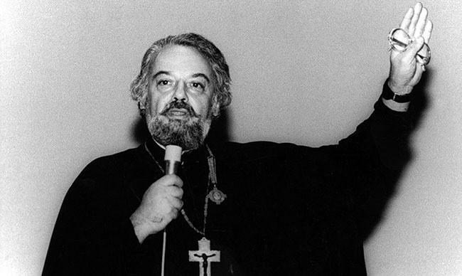 Père Alexandre Men (1935-1990)