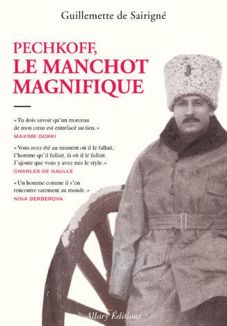 Le Manchot magnifique de Guillemette de Sairigné