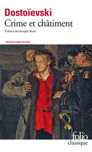 Crime et châtiment suivi de Journal de Raskolnikov - Fedor Dostoïevski