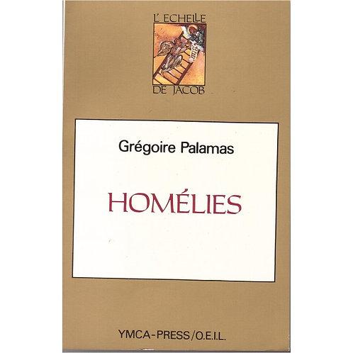 Homélies - Grégoire Palamas