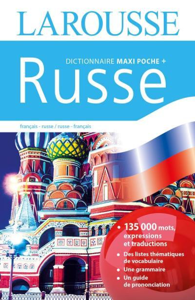 Dictionnaire Larousse Maxi poche plus Russe