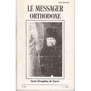 LE MESSAGER ORTHODOXE N° 110
