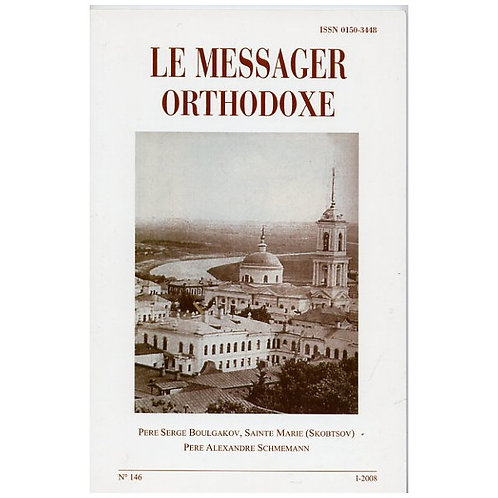 LE MESSAGER ORTHODOXE N° 146