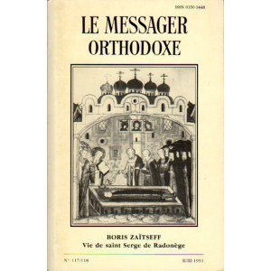 LE MESSAGER ORTHODOXE N° 117/118
