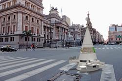 Foto intervenida Congreso Bs. As. Argentina-2015
