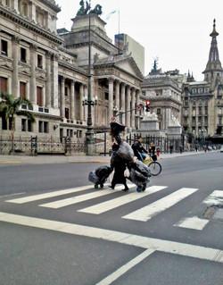 Toma directa Congreso Bs.As. -Argentina -2014