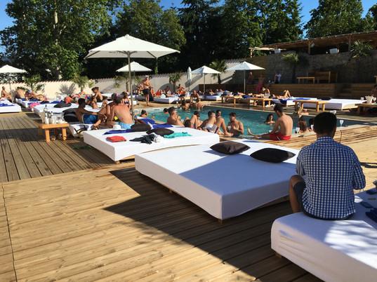 La Piscine   Pool Party 1810   Saint Etienne