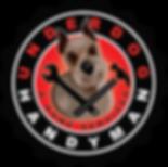 Underdog, a Georgia Handyman Home Repair Business Logo