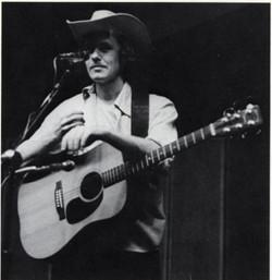 1977 U of D onstage