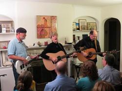 House concert 2 April 2012