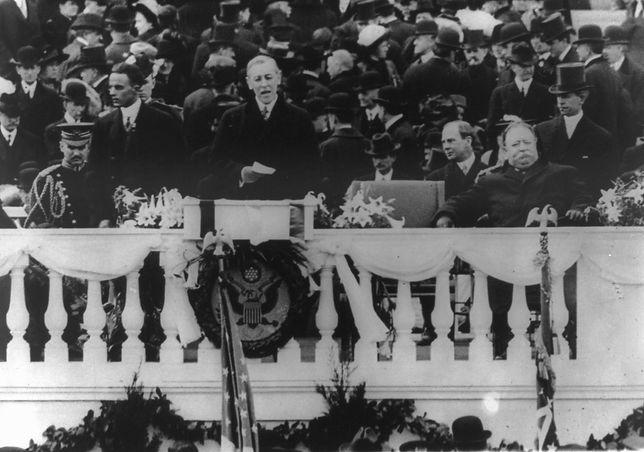 President Wilson - speaking.jpg