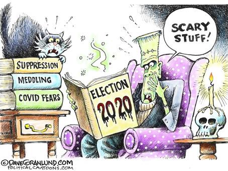 Americké volby: Déjà Vu