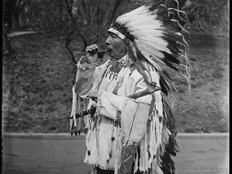 O indiánech