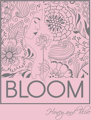 Bloom Shirt - Pink w/Grey