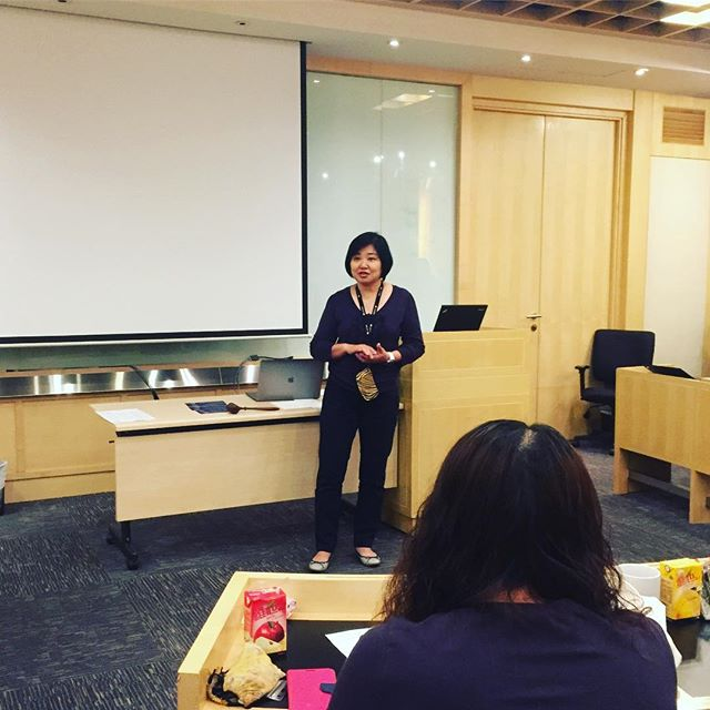 Congrats to December for being the Best Prepared Speaker at today's meeting!👏👏_#toastmasters #publ