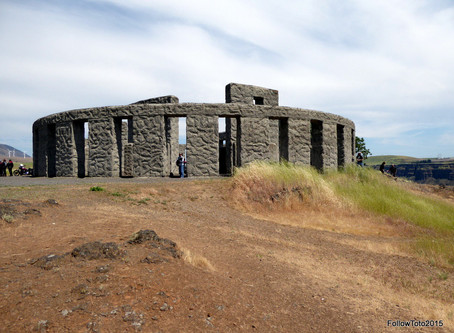Washington's Own Stonehenge