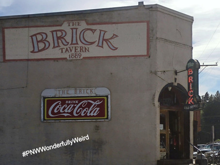 Are There Barfly Ghosts in an Old Mining Town?