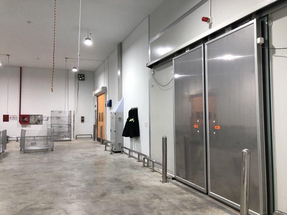 Cửa Kho Lạnh