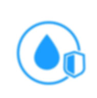 waterproof-icon-with-shield-vector-23391
