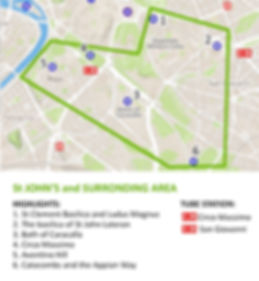 St John's map