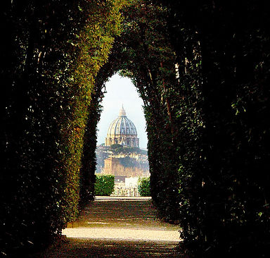 The Oranges Garden, Rome