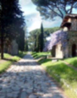 The Appi Way, Rome