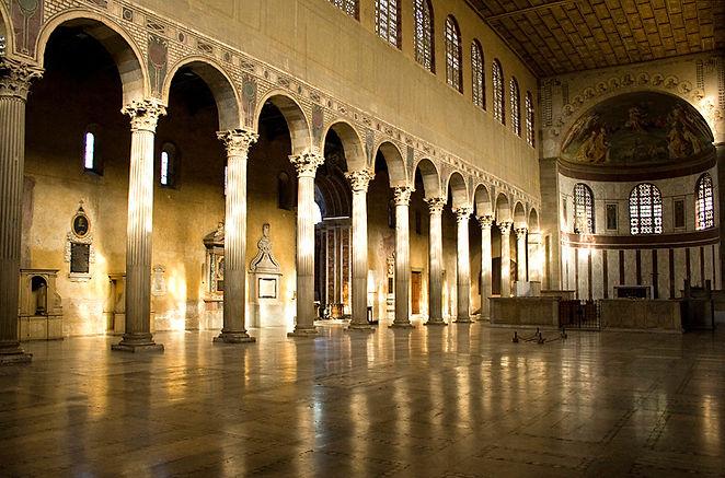 Basilica Santa Sabina, Rome