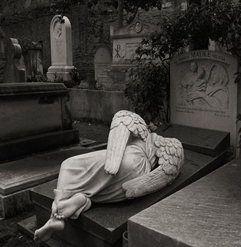 Cemetery Tours, Rome