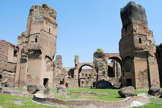 Bath of Caracalla, Rome