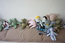ובובות מיוחדות חגיגה של צעצועים