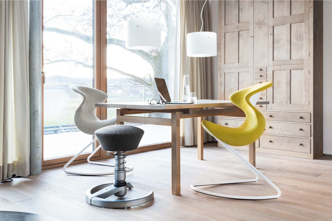 The oyo® adds style & motion through its timeless & dynamic design.