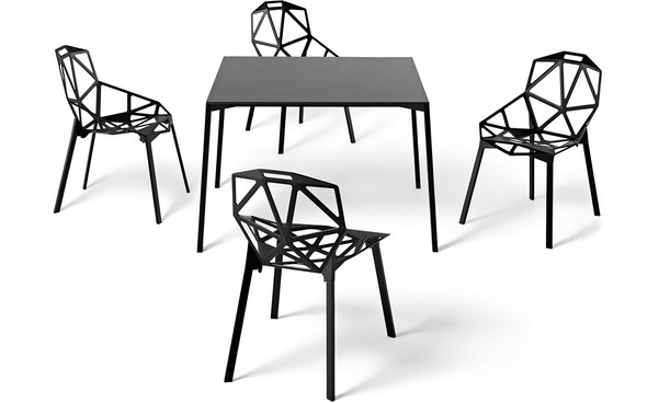 """""""People were really kind of stunned. They didn't believe it was a chair one could actually sit on."""" -  Konstantin Grcic"""