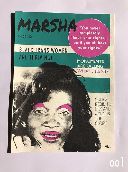Marsha Marsha Marsha!