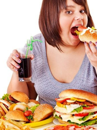 Compulsão alimentar: