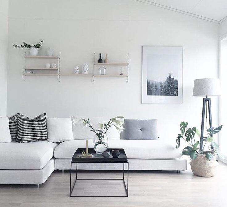Design interieur style minimaliste