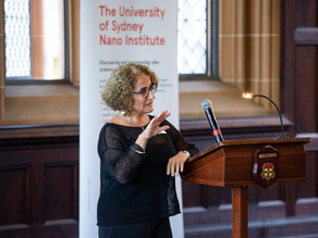 Professor Hala Zreiqat's Innovation Lecture: the Journey Towards Being an Innovator