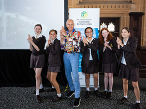 Girl Power Shines Through at BIOTech Futures Challenge Victoria 2020