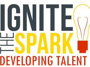 Our Very Own Fiona McCrossin Presents in Ignite the Spark 2021