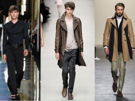 Тенденции мужской моды осень-зима 2020-2021
