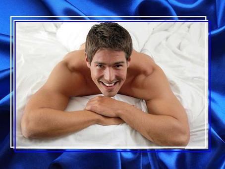 Мужчина должен спать голым