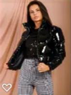 PVC Leather Bubble's
