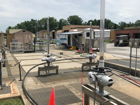Renewable Nutrients Quick Wash Phosphorus Recovery Pilot & Demonstration at Perrysburg OH WWTP