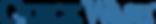 QuickWash logo - on transparent backgrou