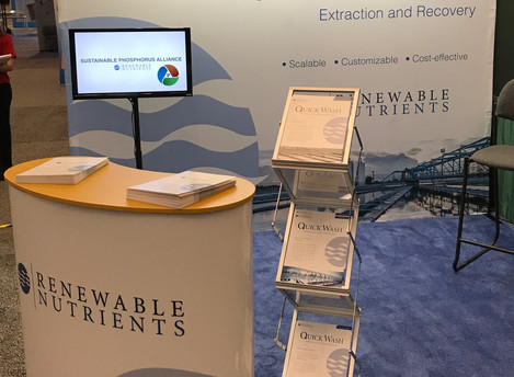 Success at Residuals & Biosolids Conference