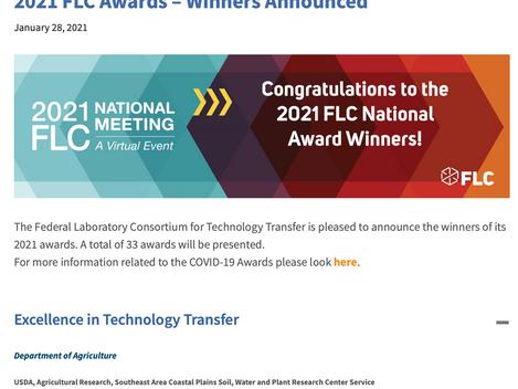 FLC 2021 National Award Winners Announced